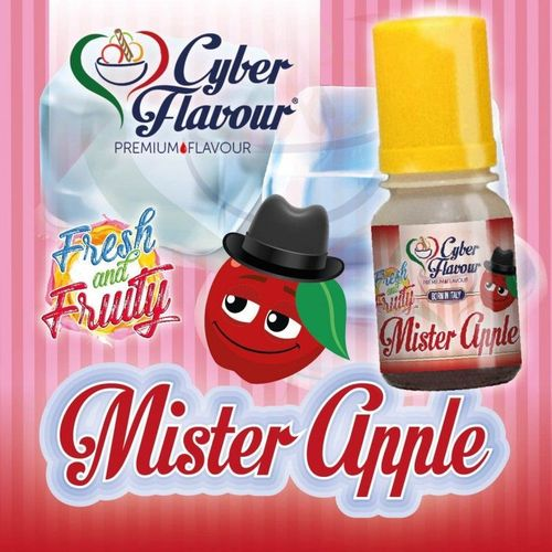 Cyber Flavour - AROMA MR. APPLE 10ML
