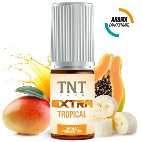AROMA CONCENTRATO TROPICAL - EXTRA - TNT VAPE - 10 ML