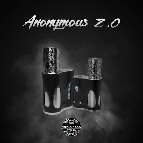 Anonymous 2.0 Box Mod 60W - R.S.S.Mods / Ambition Mods