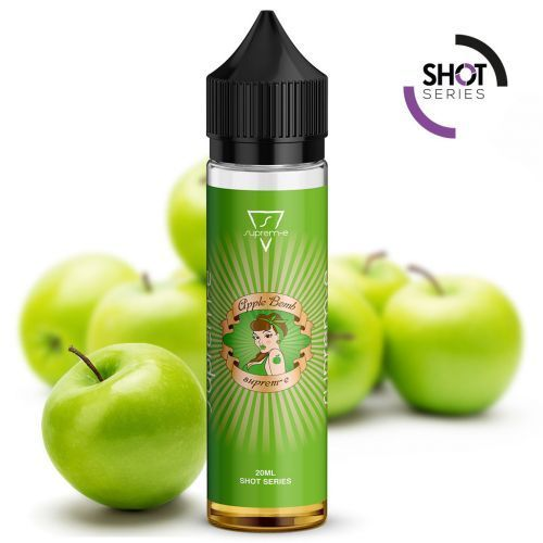 AROMA SHOT SERIES - APPLE BOMB - SUPREM-E - 20 ML IN 60