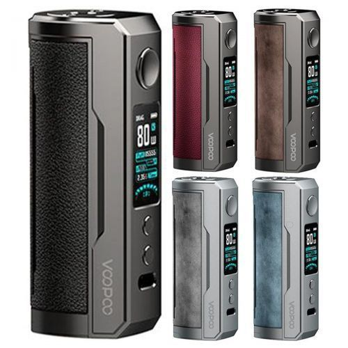 DRAG X PLUS BOX MOD - VOOPOO