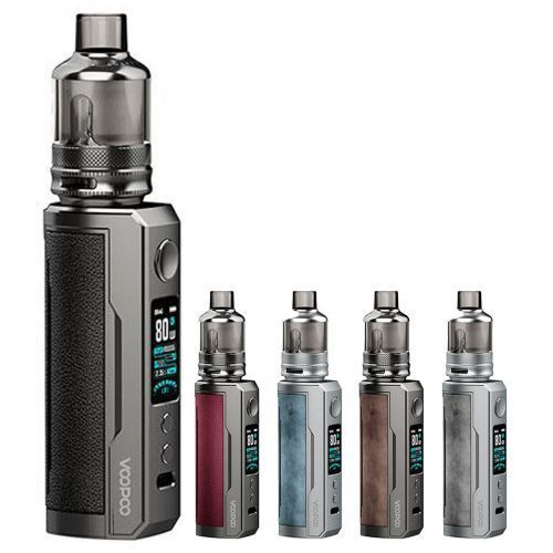 DRAG X PLUS STARTER KIT - VOOPOO