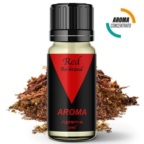 AROMA CONCENTRATO SUPREM-E - RED RE-BRAND - 10 ML