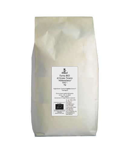 Organic Wheat flour Type 1