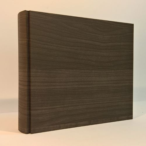 Photo album cladding wood effect