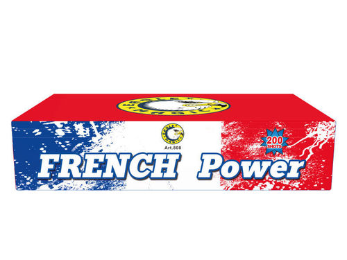 200 SHOTS - FRENCH POWER