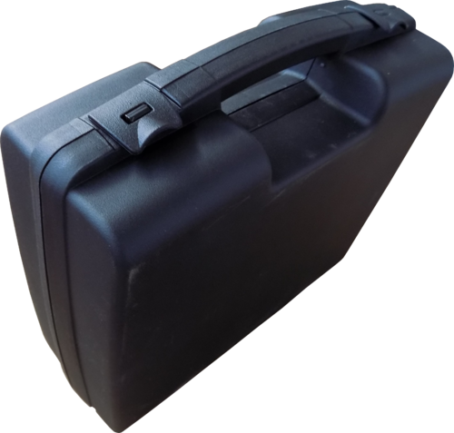 STANDARD BAG NANOVIP TWO, CUBE, QUADRA