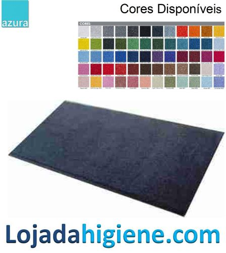 Alfombra SuperAzura unicor 60x85 cm