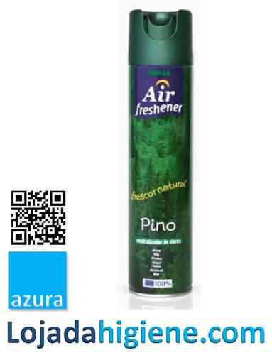 Spray Ambientador neutralizador de odores Pinho 300 ml