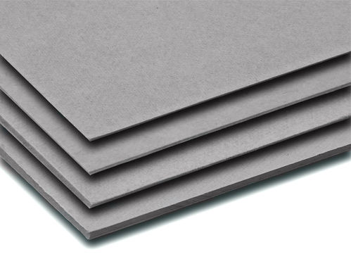 Folding Archival Bookbinding Acid-Free Grey Board