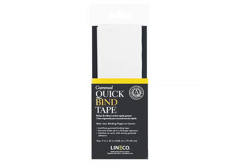 Lineco Quick-binding Tape