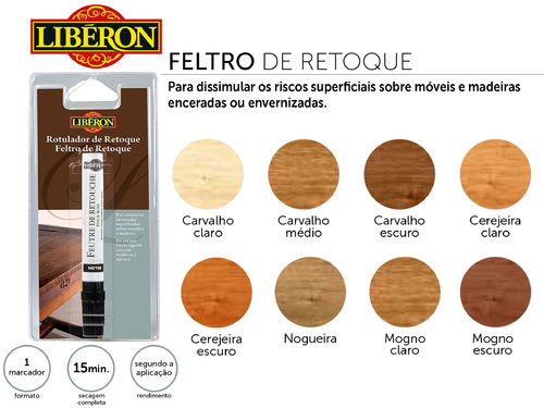 Liberon Touch-Up pens for Furniture