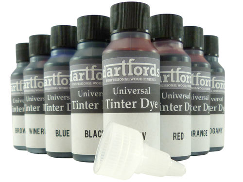 Universal Concentrated Liquid Tinter Dyes