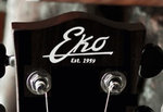 Eko Est. 1959 Guitar WaterSlide Logo Decal