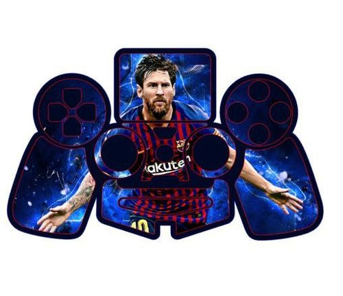 PS4 Messi Controller Skins