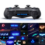 Kit 20 Decalques para led de PS4