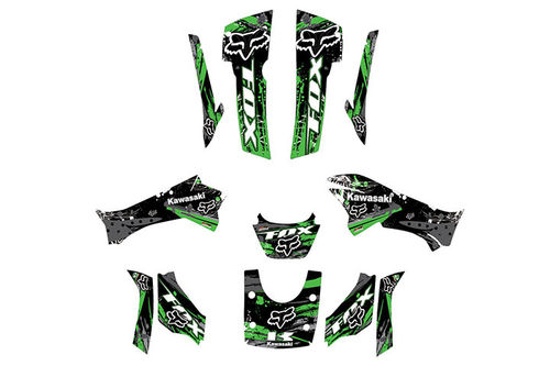 Kit Grafico para ATV KAWASAKI Brute Force 750 04-11